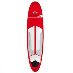 SUP, Hardboard BIC ACE-TEC Performer 11'6, Red