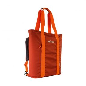 2 in 1 Tasche Tatonka Grip Bag, redbrown