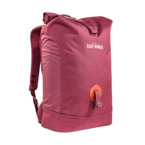 Rucksack Tatonka Grip Rolltop Pack S, bordeaux red