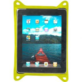 IPad-Schutzhülle Sea To Summit TPU Guide Waterproof Case für IPad, Lime