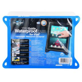 Schutztasche Sea To Summit TPU Guide Waterproof Case für IPad, Blau