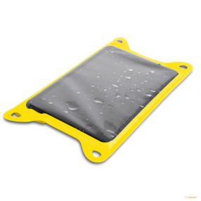 Schutzhülle Sea To Summit TPU Guide Waterproof Case für IPad, gelb