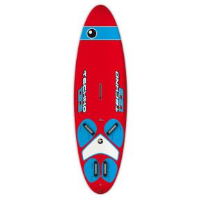 Windsurfboard BIC TECHNO Red Line 133