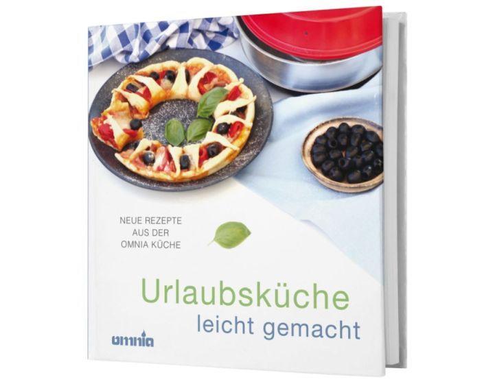 Kochbuch Omnia Urlaubsküche leicht gemacht Geschenk Weihnachten Camper